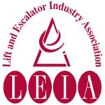 Lift and escalator industry association logo