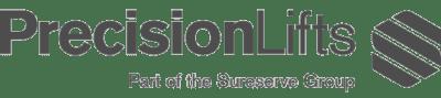 Precision Lifts Company Logo