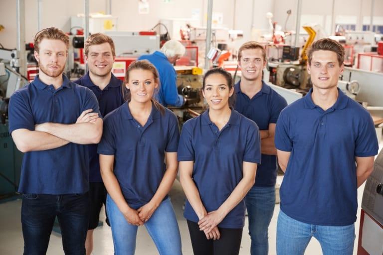 Engineering Apprentices